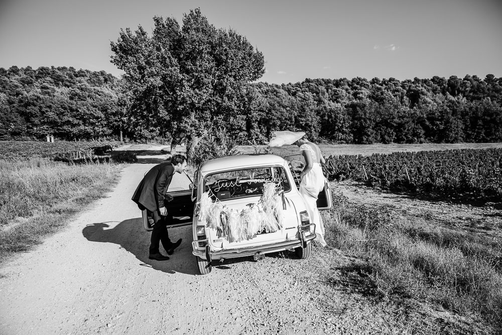 Aix-en-Provence - Provence - France  Wedding Photographer - Karol Robache