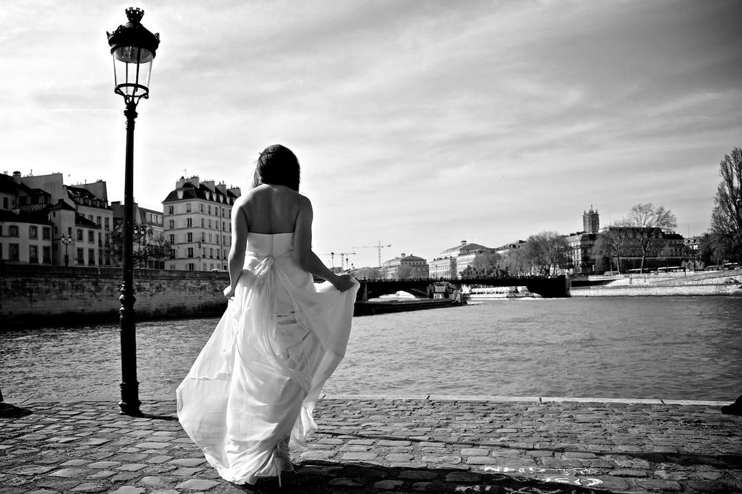Paris, France Wedding Photographer - Jerome Grognet Photographe