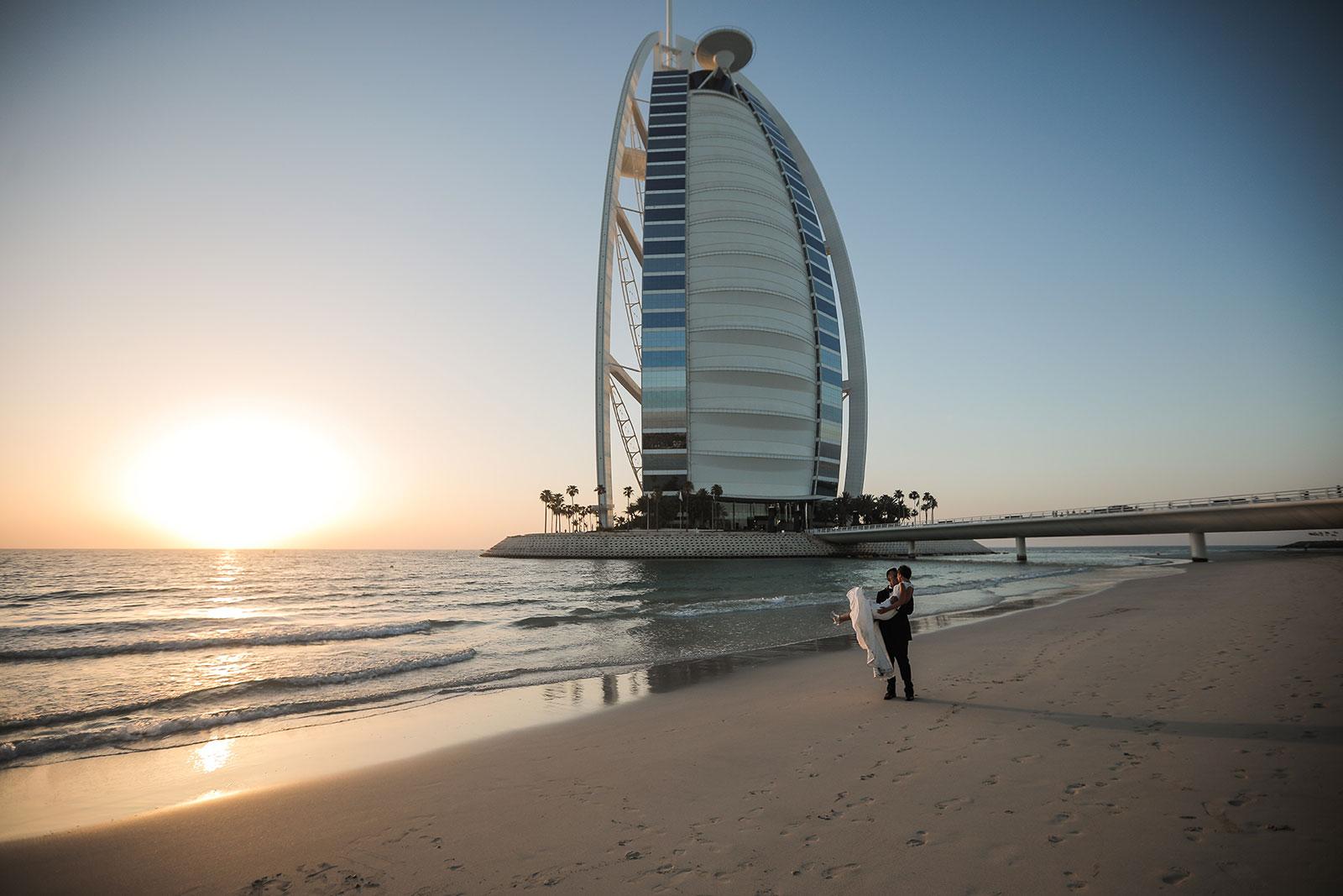 Dubai UAE Wedding Photographer - The MelRish Studio