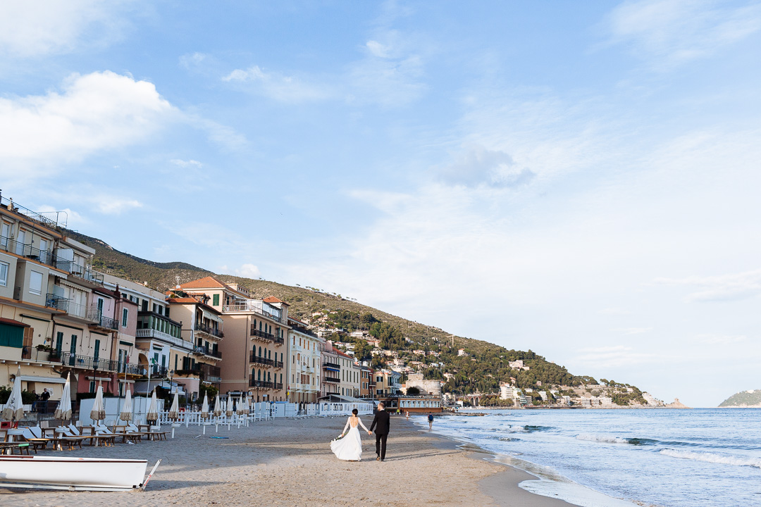 San Remo, Liguria Wedding Photographer - Luca Vieri