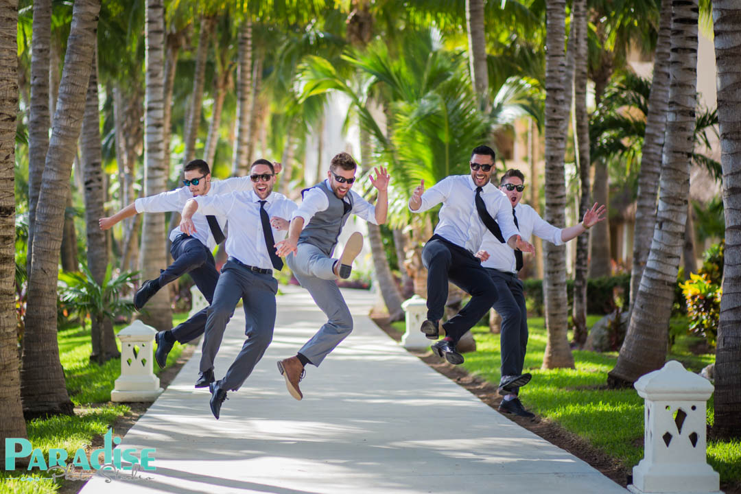 Playa del Carmen, Mexico Wedding Photographer - Paradise Photo Studio
