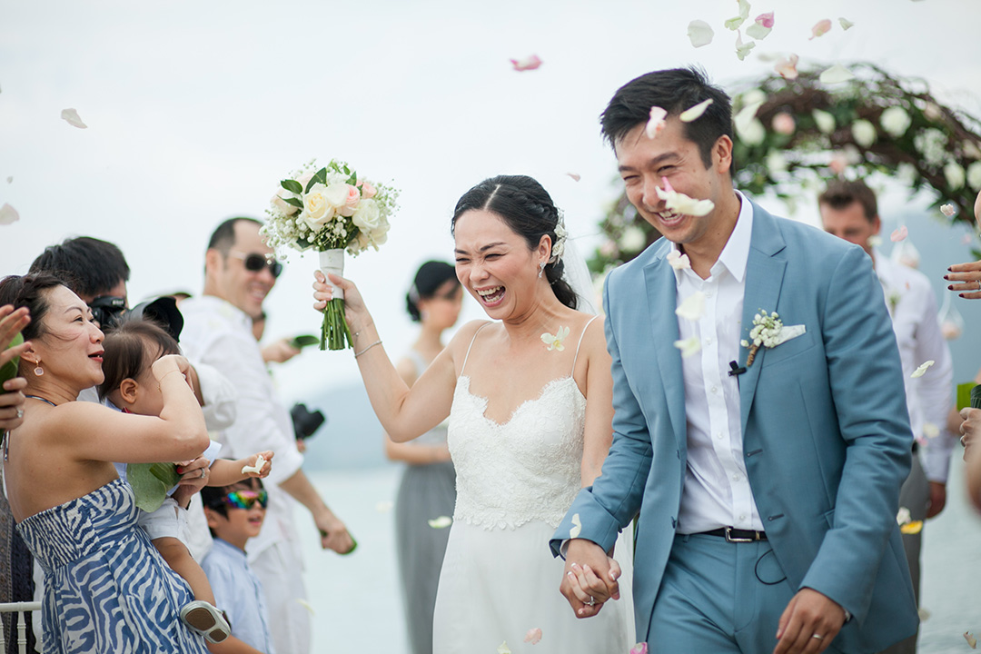 Bangkok, Thailand Wedding Photographer - Koro Studio
