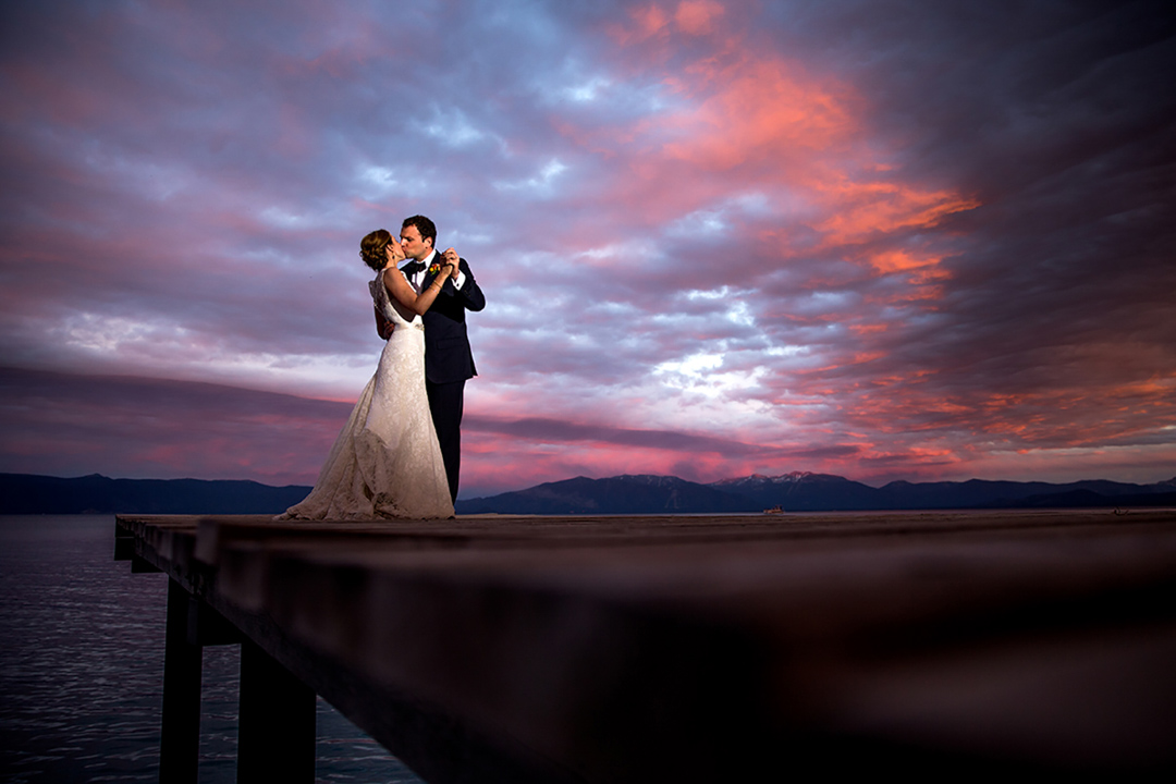 Lake Tahoe, California Wedding Photographer - Kevin Sawyer Photography