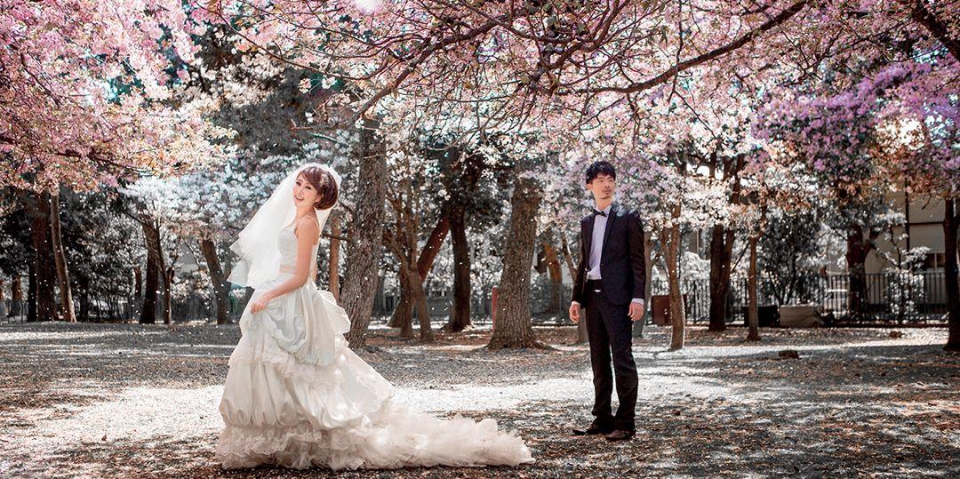 Taichung, Taiwan Wedding Photographer - indigo Studio