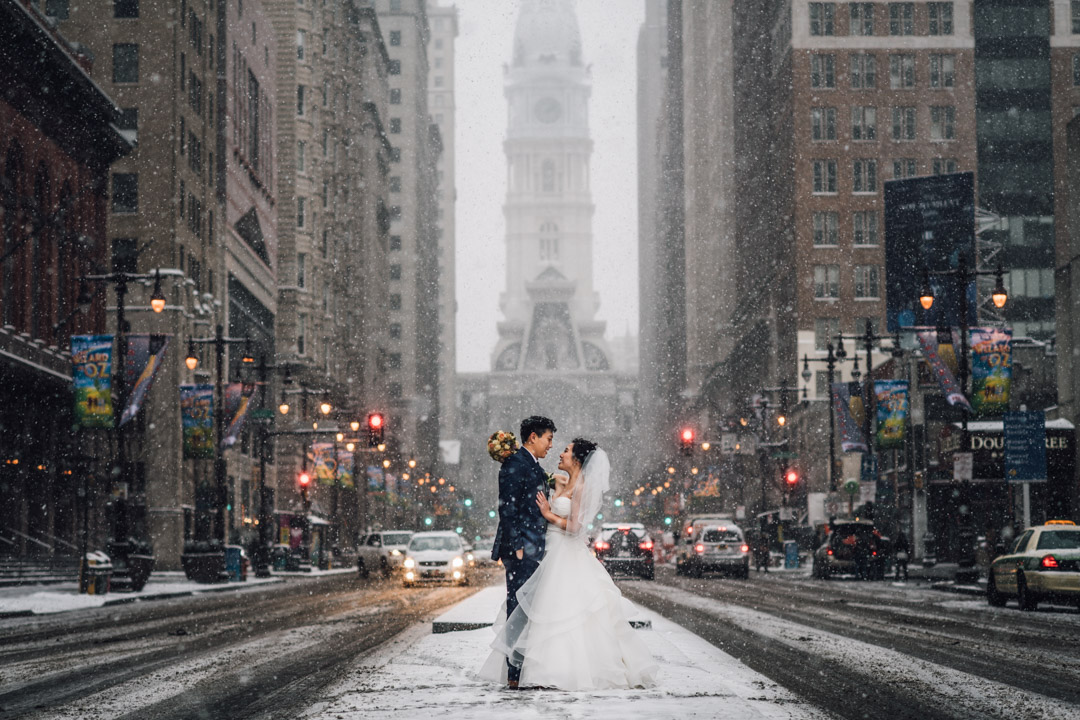 Philadelphia, PA Wedding Photographer - Salt & Sonder Studio