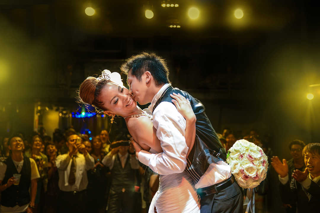 Tokyo, Japan Wedding Photographer - YEWKONG Photography
