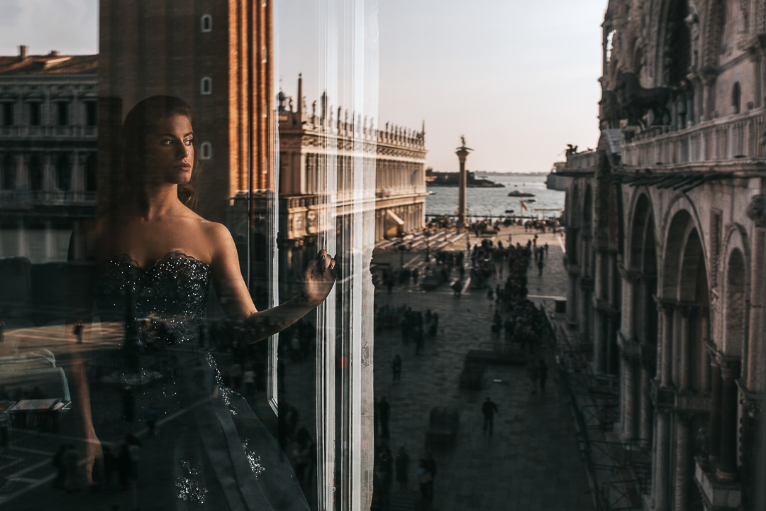 Venice, Italy Wedding Photographer - Matteo Michelino