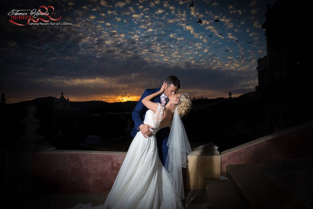 Algarve, Portugal Wedding Photographer - James Hardie Photography