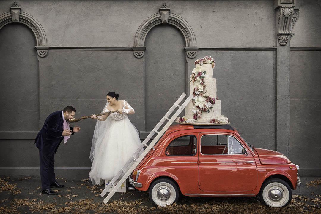 Melbourne Australia & New York USA Wedding Photographer - Dezine by Mauro