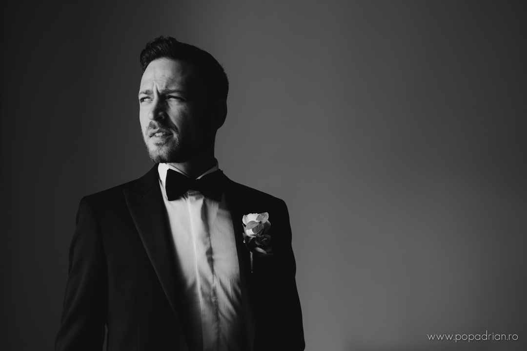 Cluj-Napoca, Romania Wedding Photographer - Pop Adrian Photography