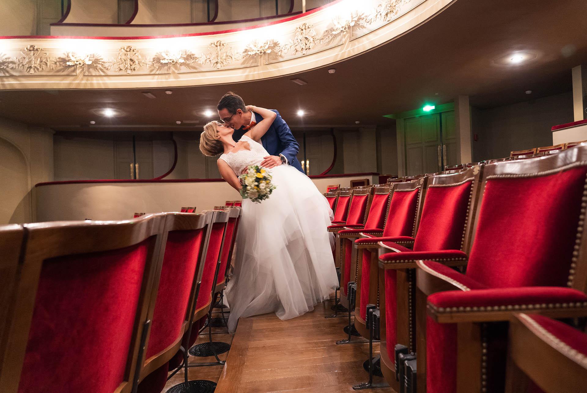 Paris, France Wedding Photographer - Laurent Didier Photographe