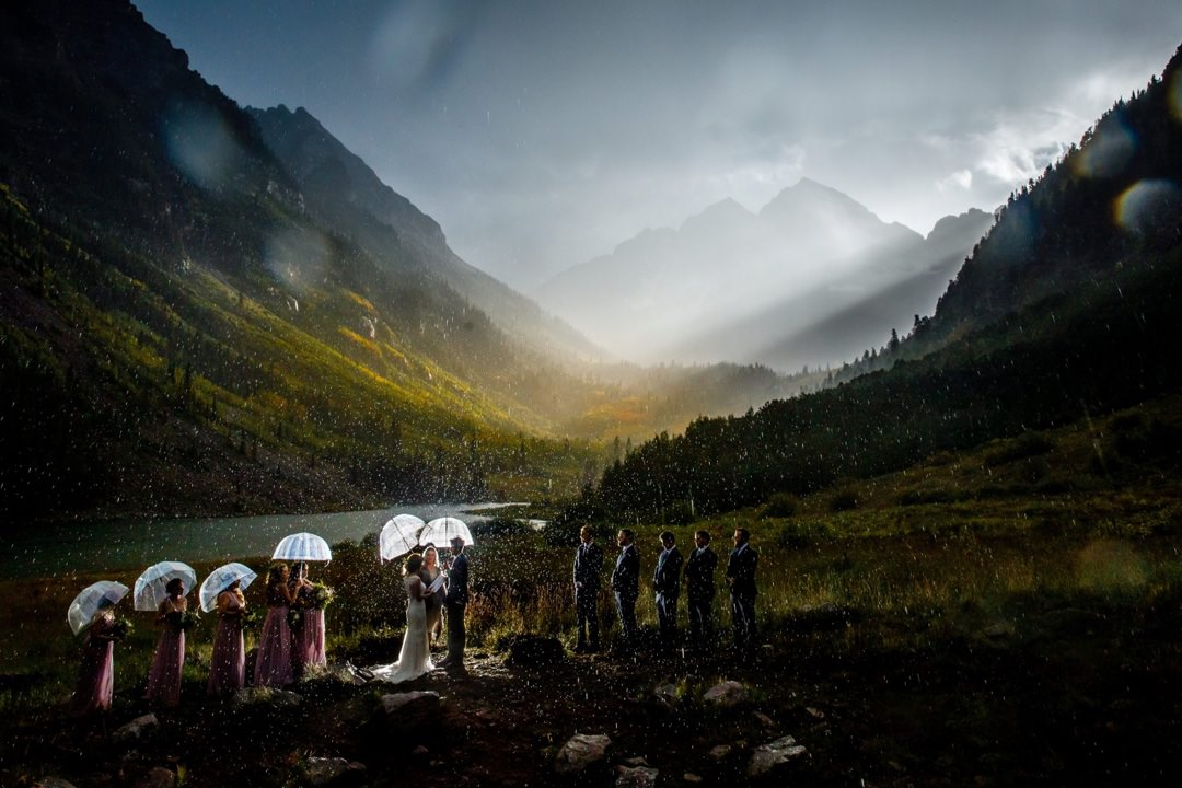 Silverthorne, CO Wedding Photographer - Gillespie Photography