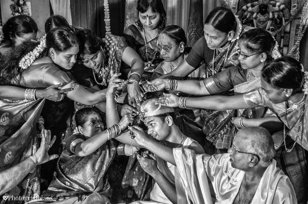 Bangalore, Karnataka, India Wedding Photographer - Photographians