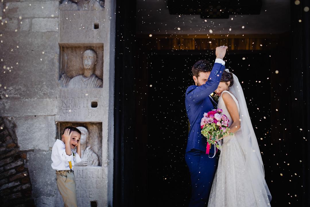 Trieste, Friuli Venezia Giulia, Italy Wedding Photographer - Luca Savino