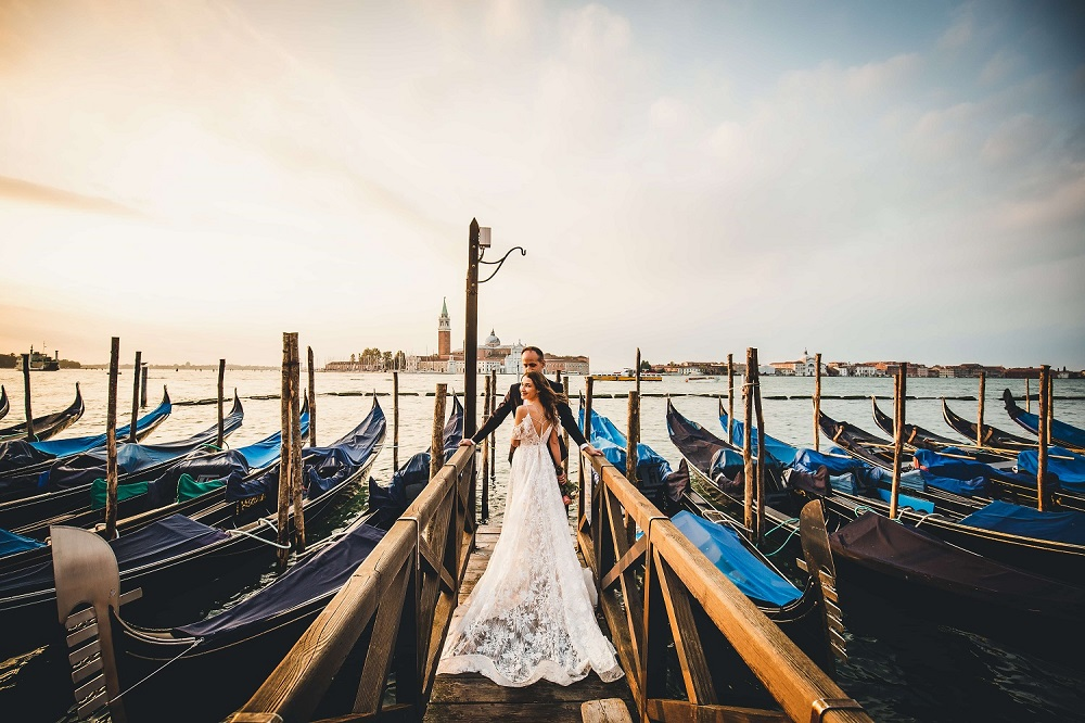 Venice, Italy Wedding Photographer - CB Photographers Studio